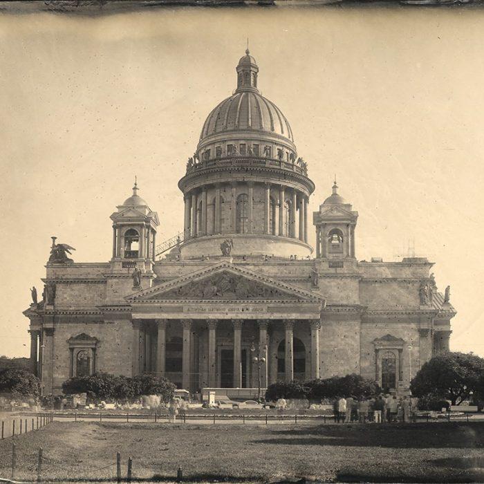 СПб, Исаакиевский собор/SPb, St-Isaaс's capthedral
