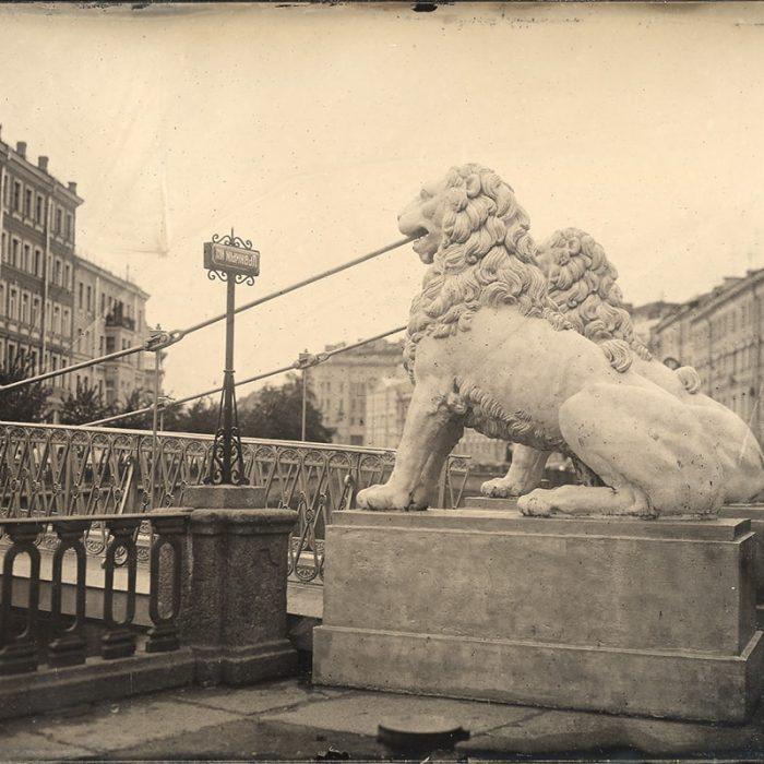 СПб, Львиный мостик/SPb, Lion's bridge